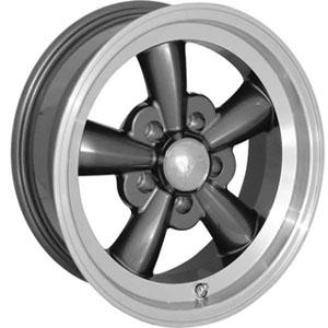 Vision 141 Legend 5 Black 15 X 7 Inch Wheels