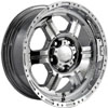 Vision 375 Warrior Chrome Wheel Packages