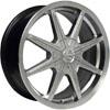 Vision 378 Kryptonite Silver Wheel Packages