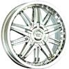 Vision 381 Avenger Chrome Wheel Packages