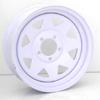 Vision Trailer Steel 8 Spoke Wheel Packages