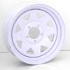 Vision Trailer Steel 8 Spoke 16 X 6 Inch Wheels