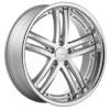 Vossen VVS 085 Silver Wheel Packages