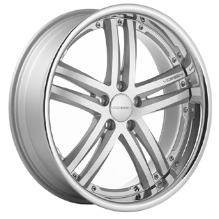 Vossen VVS 085 Silver Wheel Packages