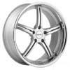 Vossen VVS 087 Matte Silver Wheel Packages
