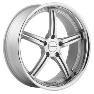 Vossen VVS 087 Matte Silver Wheel Packages