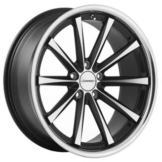 Vossen VVSCV1 Matte Black Wheel Packages