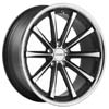Vossen VVSCV1 Matte Black 22 X 9 Inch Wheel