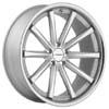 Vossen VVSCV1 Matte Silver 22 X 9 Inch Wheel