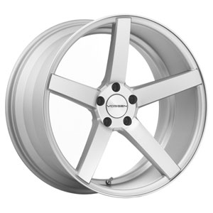 Vossen VVSCV3 Matte Silver Machined Wheel Packages