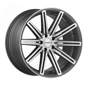 Vossen VVSCV4 Matte Graphite Machined Wheel Packages
