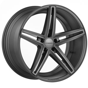 Vossen VVSCV5 Matte Graphite Wheel Packages