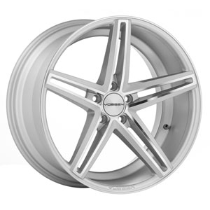 Vossen VVSCV5 Silver Polished Wheel Packages