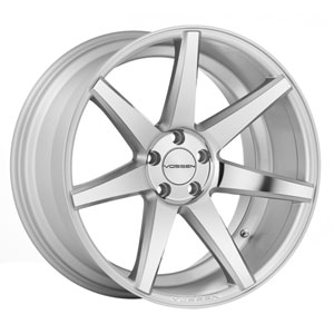 Vossen VVSCV7 Silver Polished Wheel Packages