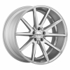 Vossen VVS-VF S1 22X12 Silver Polished