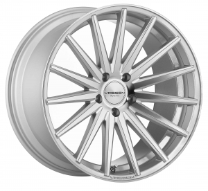 Vossen VVS-VF S2 Silver Polished