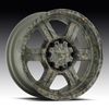 V-Tec Off-Road 326 RealTree Hardwoods Camo 17 X 8 Inch Wheels