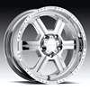 V-Tec Off-Road 326 Chrome 17 X 8.5 Inch Wheels