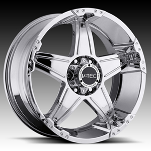 V-Tec 395 WIZARD Chrome