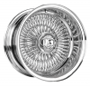 Warrior Wire Wheels WC 13X7 Chrome