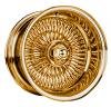 Warrior Wire Wheels WG 20X8 Gold