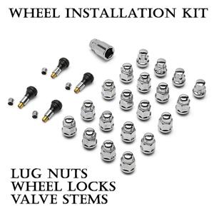 Wheel Installation Kit