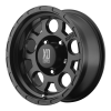 XD Series XD122 Enduro 16X8 Black
