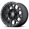 XD Series XD127 Bully 17X9 Satin Black