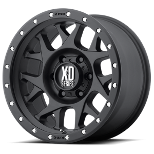 XD Series XD127 Bully Satin Black