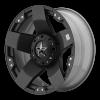 XD Series XD775 Rockstar 17X9 Black
