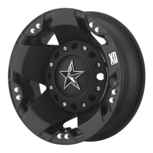 XD Series XD775 Rockstar Dually Rear Black