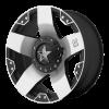 XD Series XD775 Rockstar 22X9.5 Machined