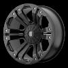 XD Series XD778 Monster 22X9.5 Black