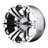 XD Series XD778 Monster 24X11 Chrome