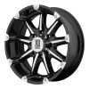 XD Series XD779 Badlands 22X9.5 Black