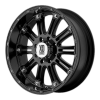 XD Series XD795 Hoss 16X8 Black