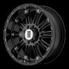 XD Series XD795 Hoss 22X9.5 Black
