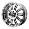 XD Series XD795 Hoss 17X9 Chrome