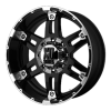XD Series XD797 Spy 17X8 Black