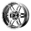 XD Series XD797 Spy 17X8 Chrome