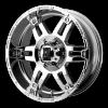 XD Series XD797 Spy 18X8.5 Chrome