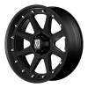 XD Series XD798 Addict 17X9 Black