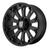 XD Series XD800 Misfit 17X9 Black