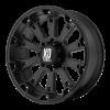 XD Series XD800 Misfit 22X10 Black