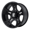 XD Series XD801 Crank 17X9 Black