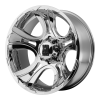 XD Series XD801 Crank 17X9 Chrome