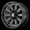 XD Series XD806 Bomb 20X12 Black