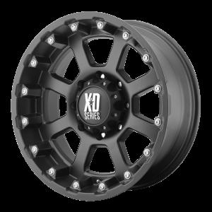 XD Series XD807 Strike Black