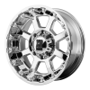 XD Series XD807 Strike 17X9 Chrome