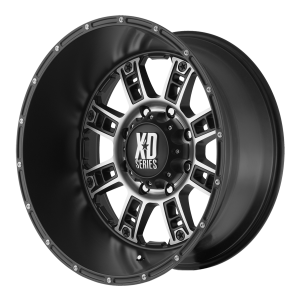 XD Series XD809 Riot Black